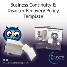 business continuity u0026 disaster recovery plan for recruitment agencies