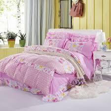 Single Bed Sets Princess Garden Single Bed Sheets Style Korean Velvet Skin