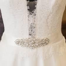 bridal belt wedding belt sash add sparkle to your wedding dress