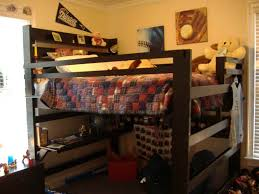 How To Make A Loft Bed With Desk 25 Cool And Fun Loft Bed Photos For Kids U0026 Teens Made In Usa