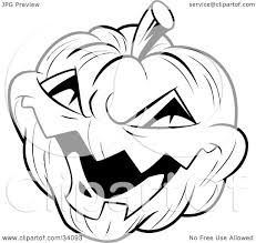 free jack o lantern clipart clipart illustration of an evil laughing carved halloween jack o