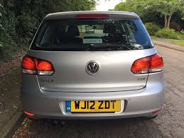 used volkswagen golf hatchback 1 4 tsi match 5dr in south croydon