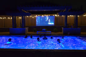 backyard theater image on appealing backyard home theater speakers