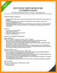 Resume Objective For Truck Driver Commercial Truck Driver Resume Sample Interesting Truck Driver
