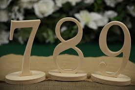 table numbers wedding table numbers wedding table numbers wood table number weddings