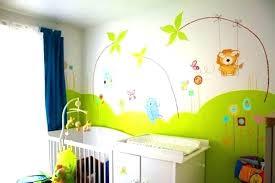 mur chambre bébé deco mural chambre bebe deco murale chambre garcon deco mur enfant