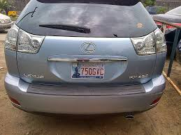 lexus cars 2005 extremely clean tokunbo 2005 model lexus rx 330 for sale in lagos
