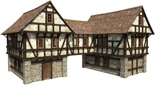 medieval house interior medieval house 1 png by fumar porros banque image batiments