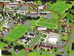 Notre Dame Campus Map Dr Ann Bigelow