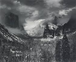 ansel adams yosemite and the range of light poster clearing winter storm yosemite art sotheby s n08913lot5r2cwen