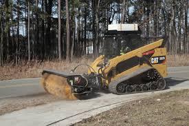 cat ba118c manual angle broom caterpillar