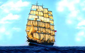 sailing ship 7012191
