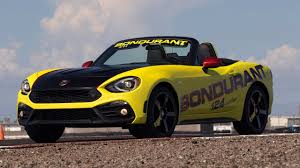 2017 fiat 124 spider abarth fiat 124 spider abarth buyers get free performance driving