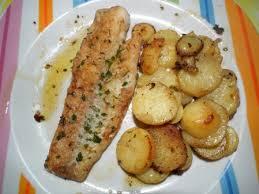 cuisiner poisson congelé filet de colin à la meunière la popotte