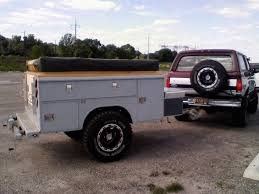 Truck Bed Trailer Camper Best 25 Utility Bed Ideas On Pinterest Folding Utility Trailer