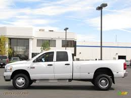 2007 Dodge Ram 3500 Truck Quad Cab - 2008 dodge ram 3500 big horn edition quad cab 4x4 dually in bright