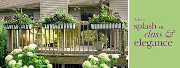 venetian inspired iron planters windowbox com blog