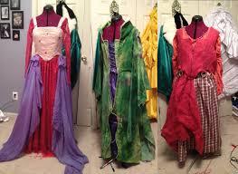 Winifred Sanderson Halloween Costume Sisters Dress Sandersons Hocus Pocus Costume