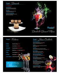 fine dining menu design menu design ed stuparitz fine dining
