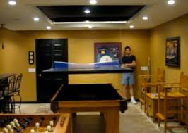 home ping pong table how to make a ping pong topper robot blog uberpong