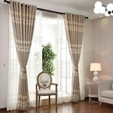 chevron curtains gray yellow blue black and white