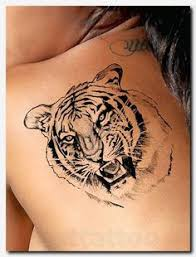 tiger tattoos commision tiger tattoo design by emberwolfsart on