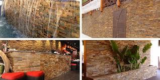 Slate Cladding For Interior Walls Multi Ochre Cladding Rock Panel Natural Stone Tilesporcelain