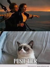 Titanic Funny Memes - funny grumpy part 3