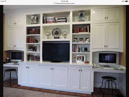 Built In Bookcase Ideas Best 25 Computer Nook Ideas On Pinterest Kitchen Office Nook