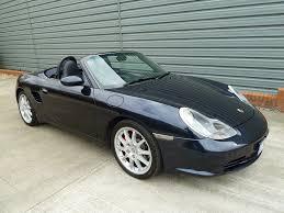Porsche Boxster Automatic - 2003 porsche boxster 3 2 tiptronic s select gt