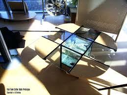 fish tank coffee table diy coffee table coffee table aquarium diy fish tank for sale on 97