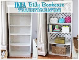 Billy Bookcase Makeover Organization Book Case Redo Diy Makeover Your Book Case To