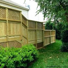 Backyard Privacy Fence Ideas Backyard Privacy Fencing Ideas Privacy Fence Ideas For Backyard