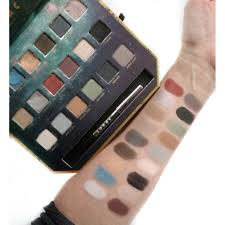lorac pirates of the caribbean collection 18 color limited edition