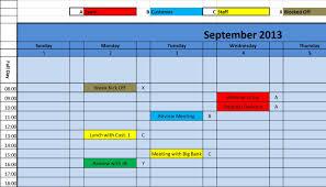 Excel 2010 Calendar Template 28 Monthly Calendar Excel Template Image Gallery Excel 2010