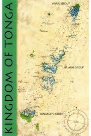 tonga map maps of vava u and surrounding islands whales of tonga