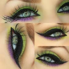 spellbound witch eye make up tutorial the clic witch
