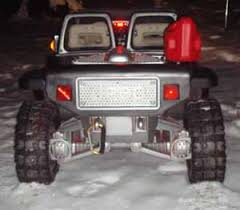 power wheels jeep hurricane modifications modified power wheels jeep hurricane tail lights ect