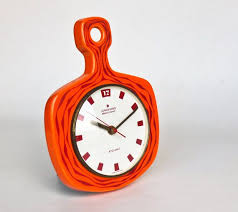 Funky Wall Clocks 546 Best Vintage U0026 Novelty Wall Clocks Images On Pinterest Wall