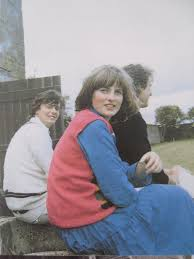 Raine Spencer by Lady Diana Spencer Attending A Cricjet Match At Althorp Age Circa