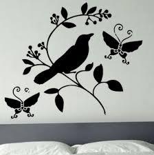 Birds Home Decor Wall Designs Bird Wall Bird Wall Stickers Home Decor