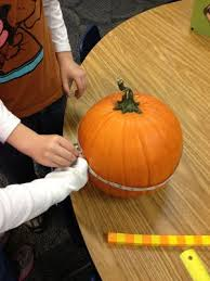 how many ways can we measure a pumpkin what are all the