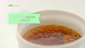 coffee creme brulee yummy desserts asian food channel youtube