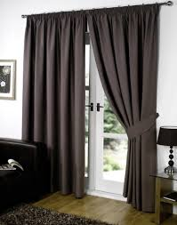 Silver Black Curtains Thermal Blackout Curtains Eyelet Ring Top Or Pencil Pleat Free Tie