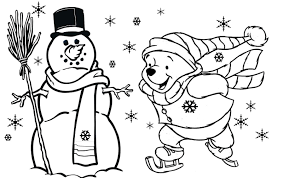 94 free coloring pages preschoolers christmas