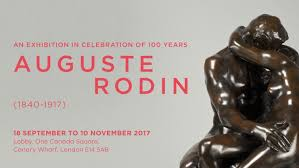 auguste rodin 1840 1917 an exhibition in celebration of 100