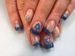 hanukkah nail day 333 hanukkah nail nails magazine