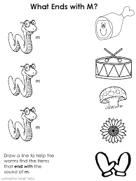 brilliant ideas of m worksheets for preschool also free