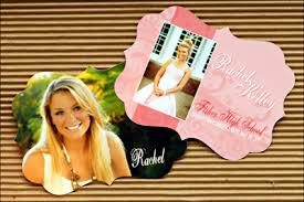 senior announcements senior announcements special die cut trovillion photography