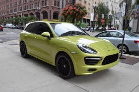 porsche cayenne 2014 gts 2014 porsche cayenne gts stock m129aa for sale near chicago il